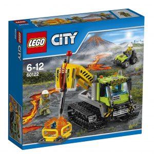 Legot i kartongen, dvs grävskopa