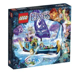 Kartong för lego skepp