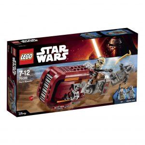 Kartong för lego star wars
