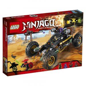 Legokartong för ninjago roader