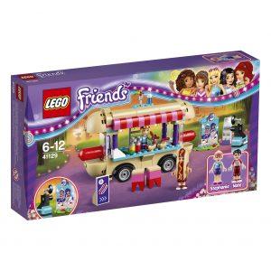 lego friends korvkiosk förpackning
