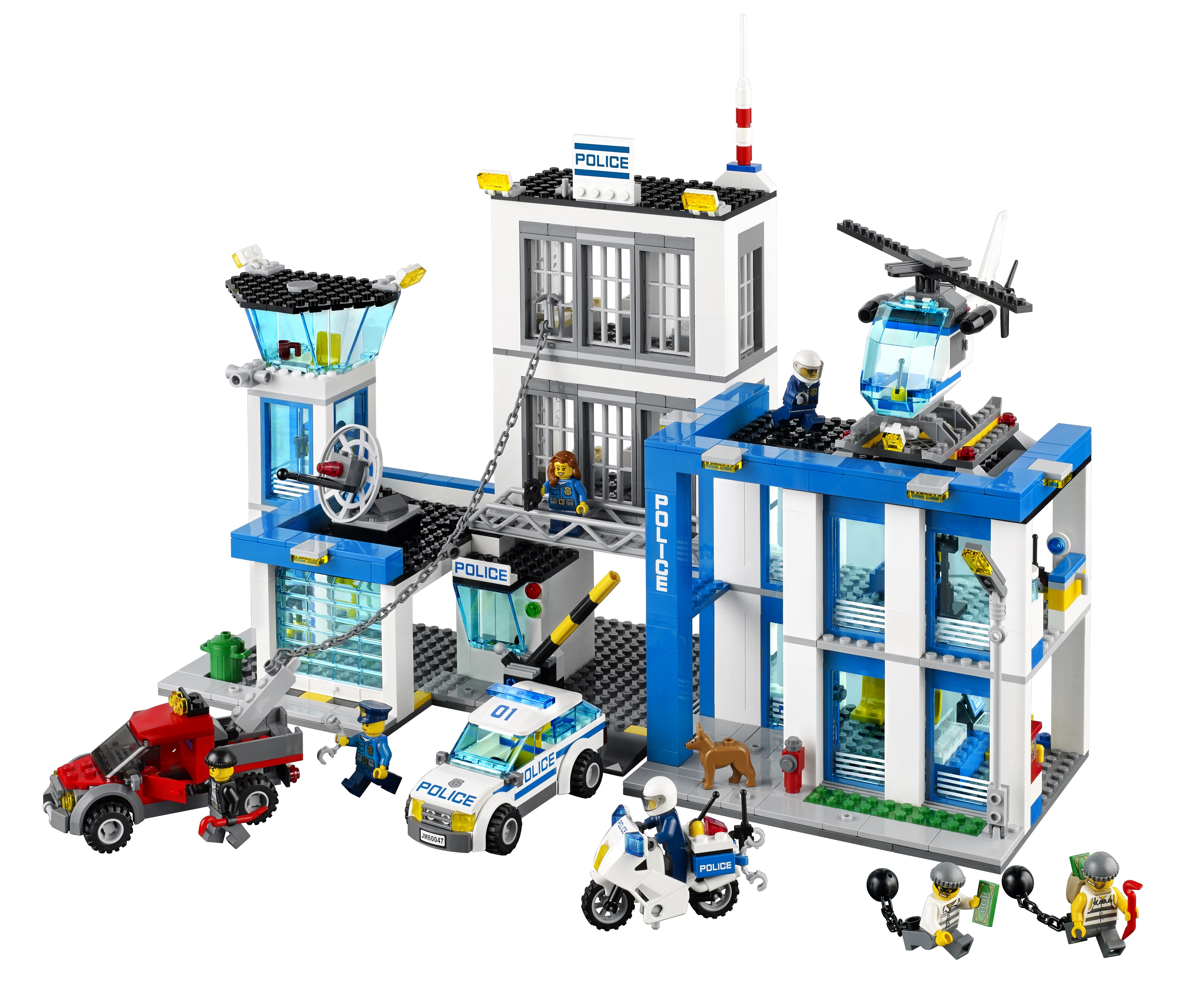 lego city polisstation