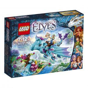 Lego elves kartong