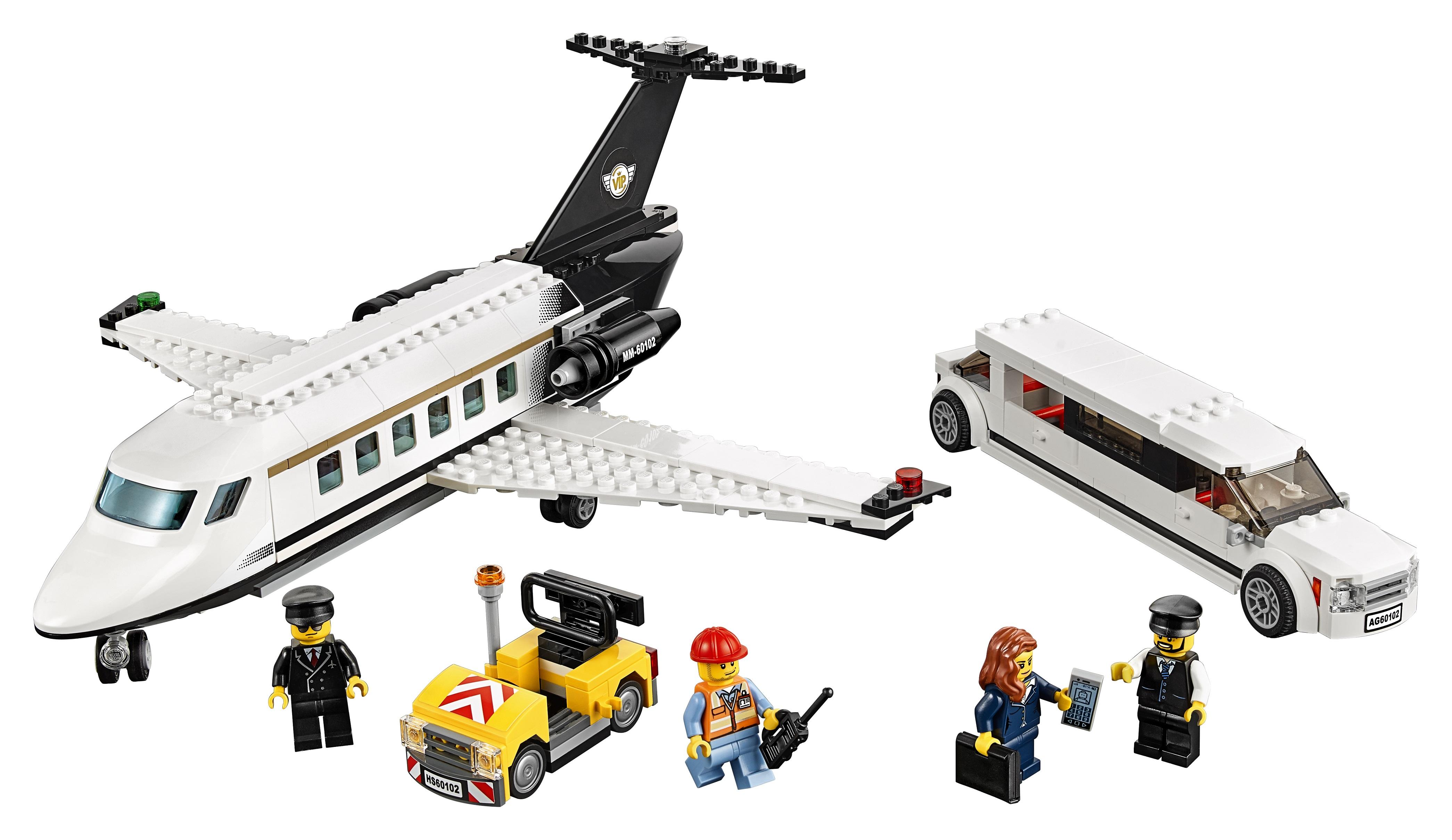 flygplats i lego