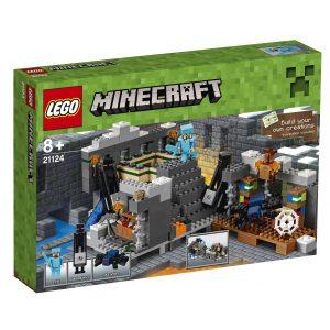 Minecraft lego-kartong