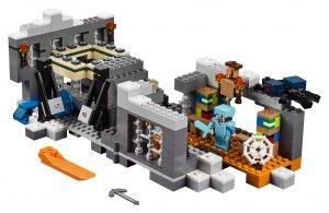 endportalen i minecraft i lego