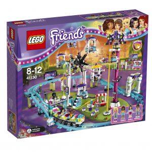 Kartong lego friends