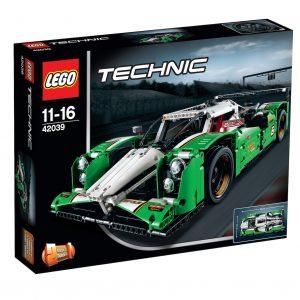 Kartong för legobil technic