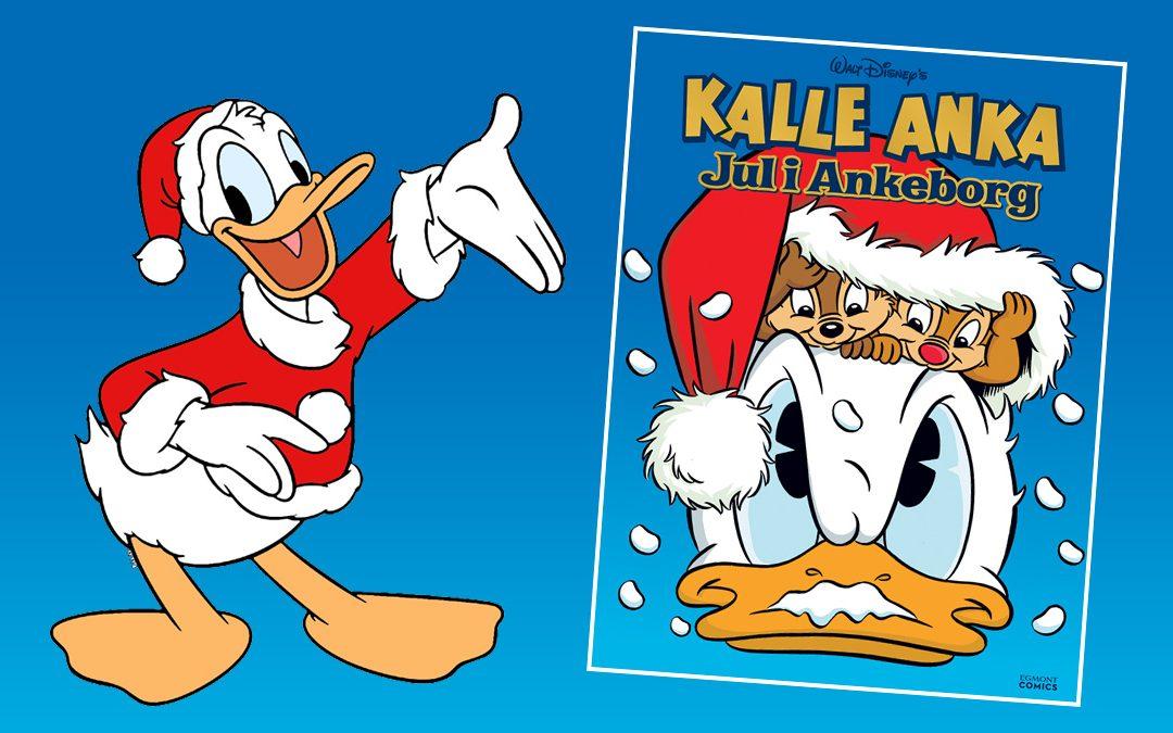 Ny bok: Jul i Ankeborg!