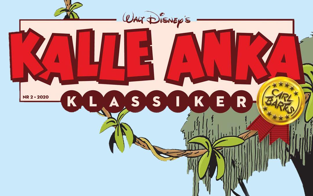 Du missar väl inte Kalle Anka Klassiker?