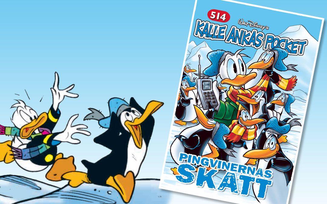 Nytt nummer av Kalle Ankas Pocket – ute nu!