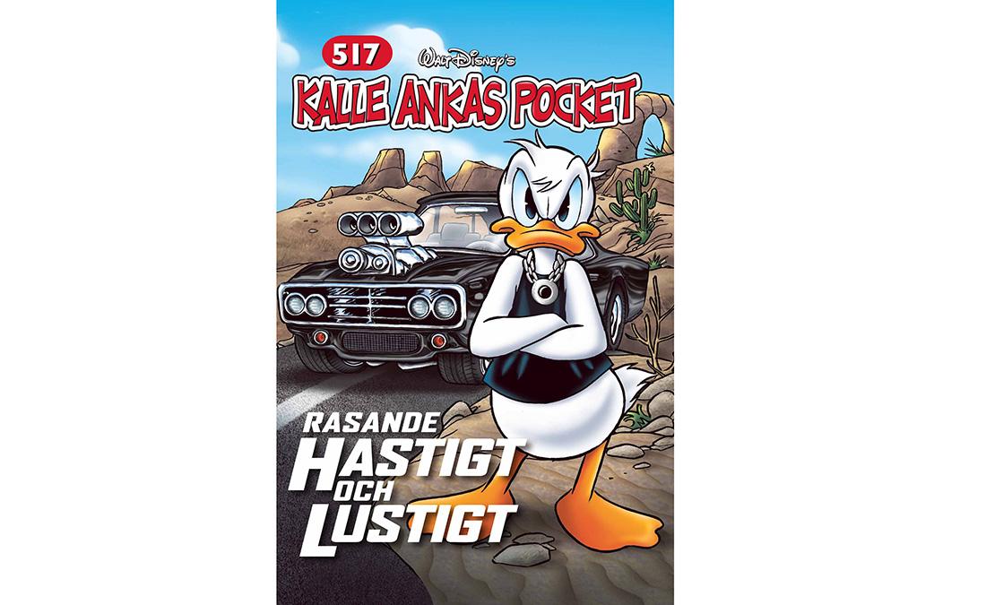 Kalle Ankas Pocket 517