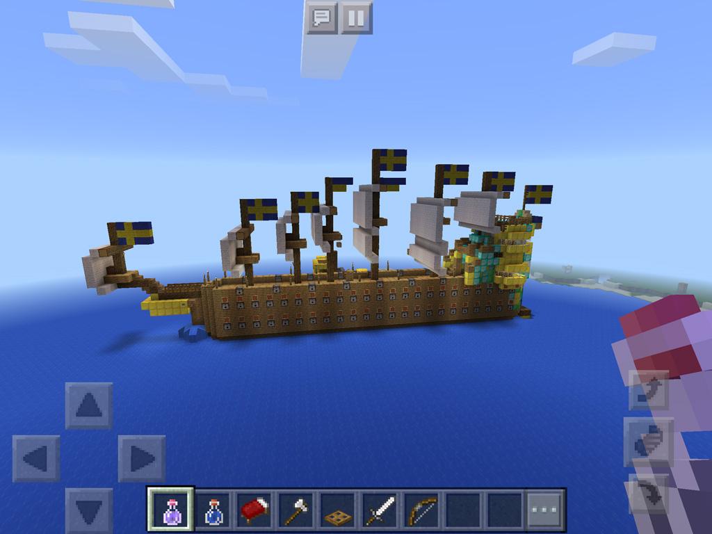 Vinnarna i Minecraft-tävlingen
