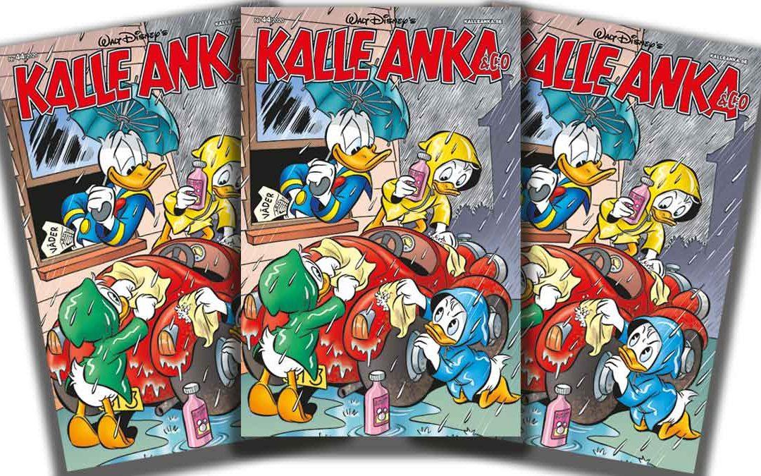 Nytt nummer av Kalle Anka & C:o