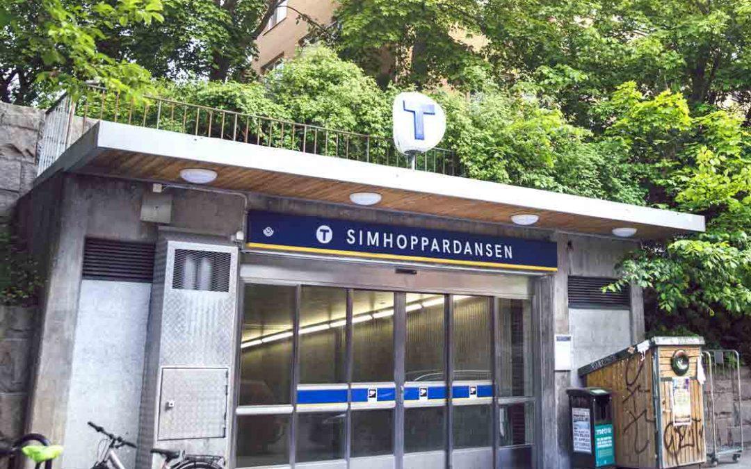 Ankeborg får tunnelbana