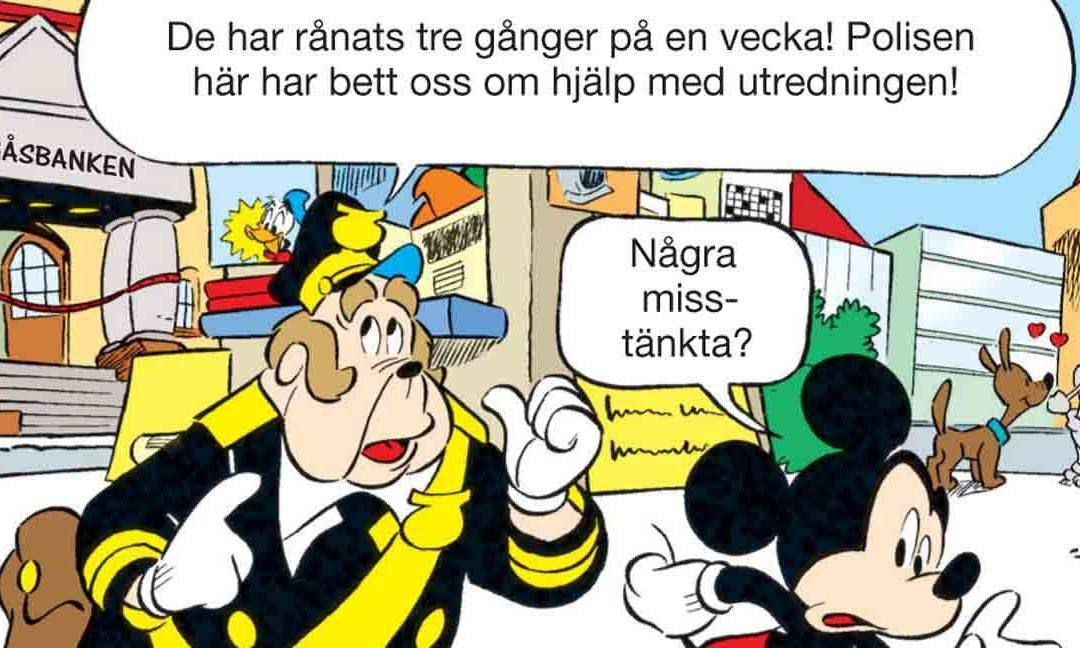 Brottsplats Gåseborg i veckans deckargåta