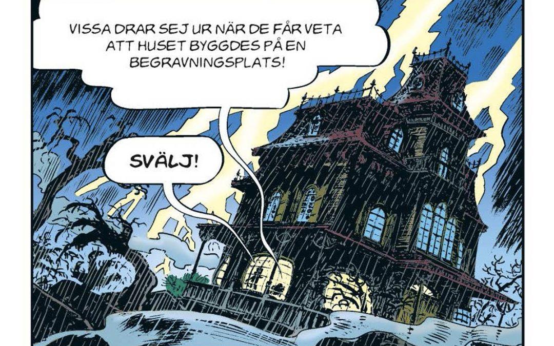 Deckar-Kalle: Hjälp, det spökar!