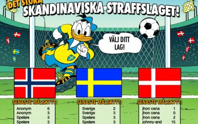 Det stora skandinaviska straffslaget