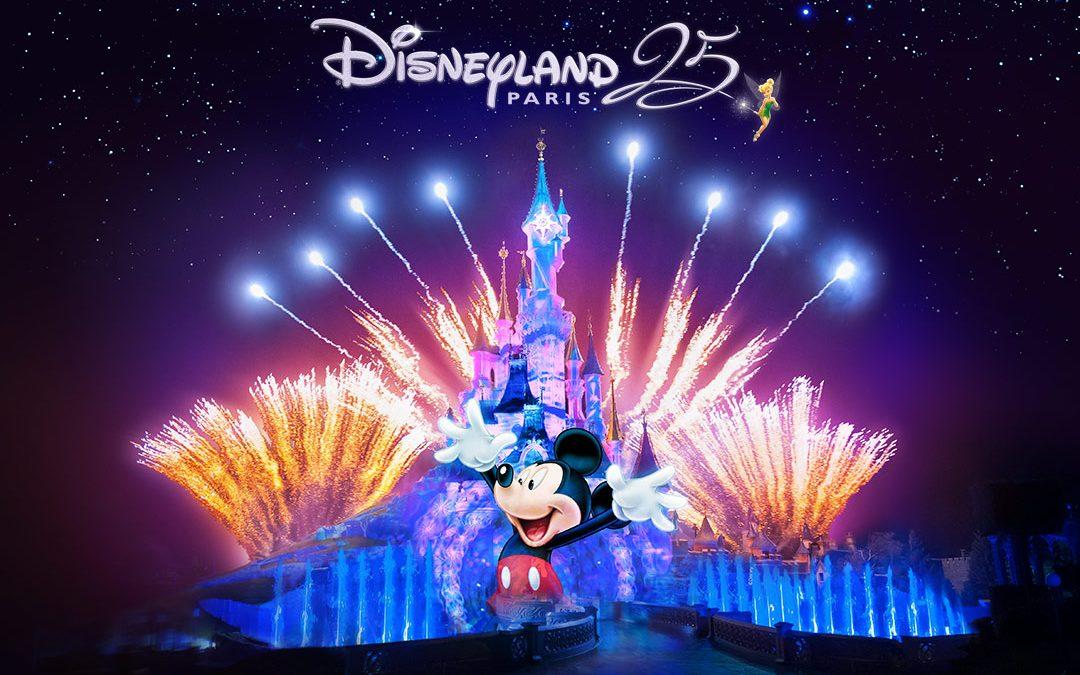 Vinn resa till 25-årsjubileet på Disneyland® Paris! – AVSLUTAD
