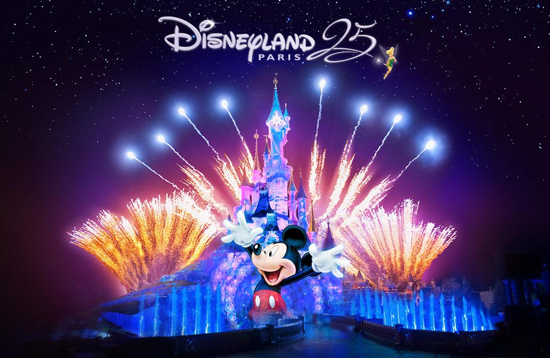 Disneyland®-tävlingen avgjord