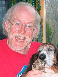 Don Rosa och hans hund