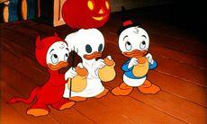 Värm upp inför Halloween med Kalle och knattarna