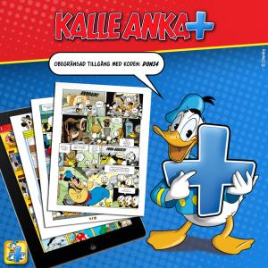 Kalle Anka på Android