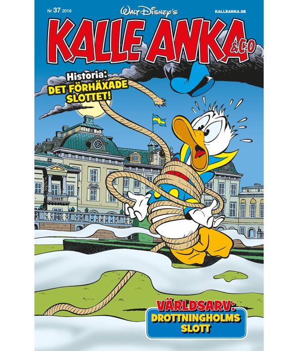 Kalle Anka-tidning