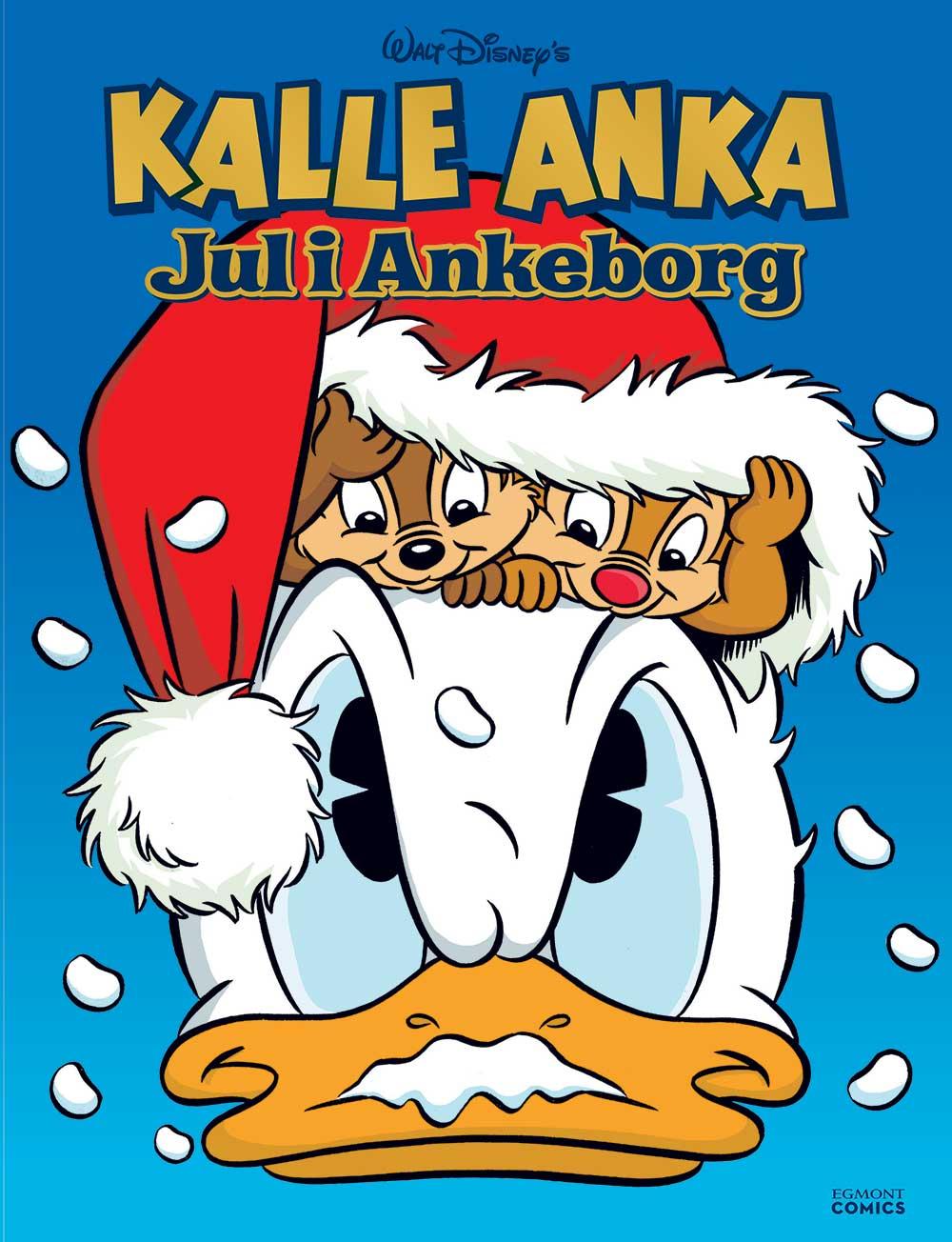 Jul i Ankeborg bok