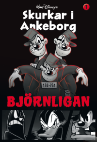 Kalle Anka Pocket Björnligan