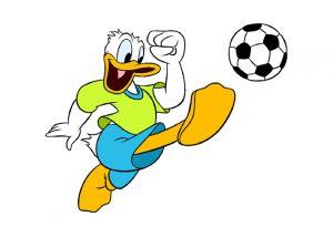 kalle ankas fotbollspecial