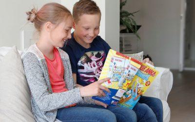 Så får du igång barnens läslust – 5 tips