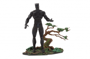 black panther-figur