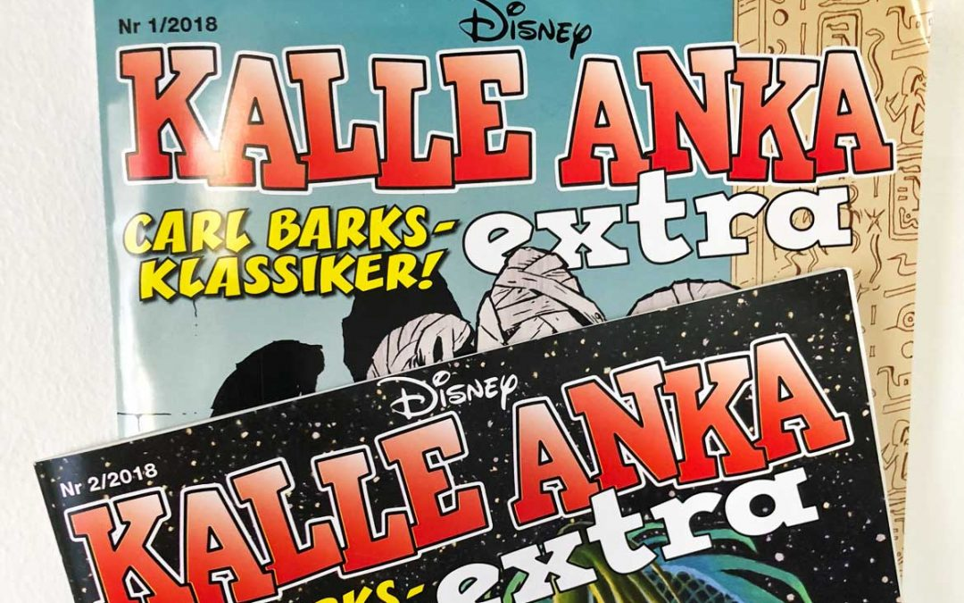 Kalle Anka extra – Ankisternas egen tidning