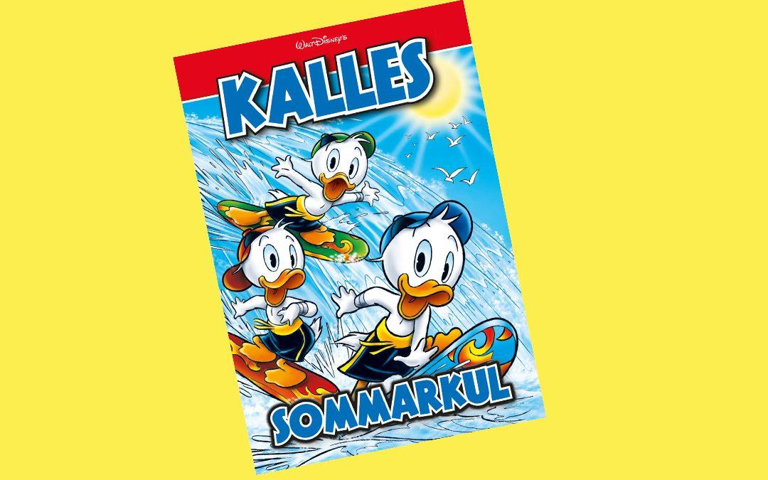 Nytt nummer: Kalle Ankas samlarpocket