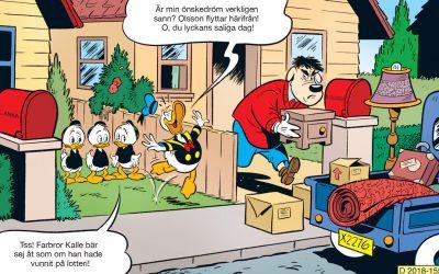 Tävling: rita en ny figur till Ankeborg!
