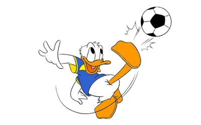 Mera fotboll i Kalle Ankas Pocket!