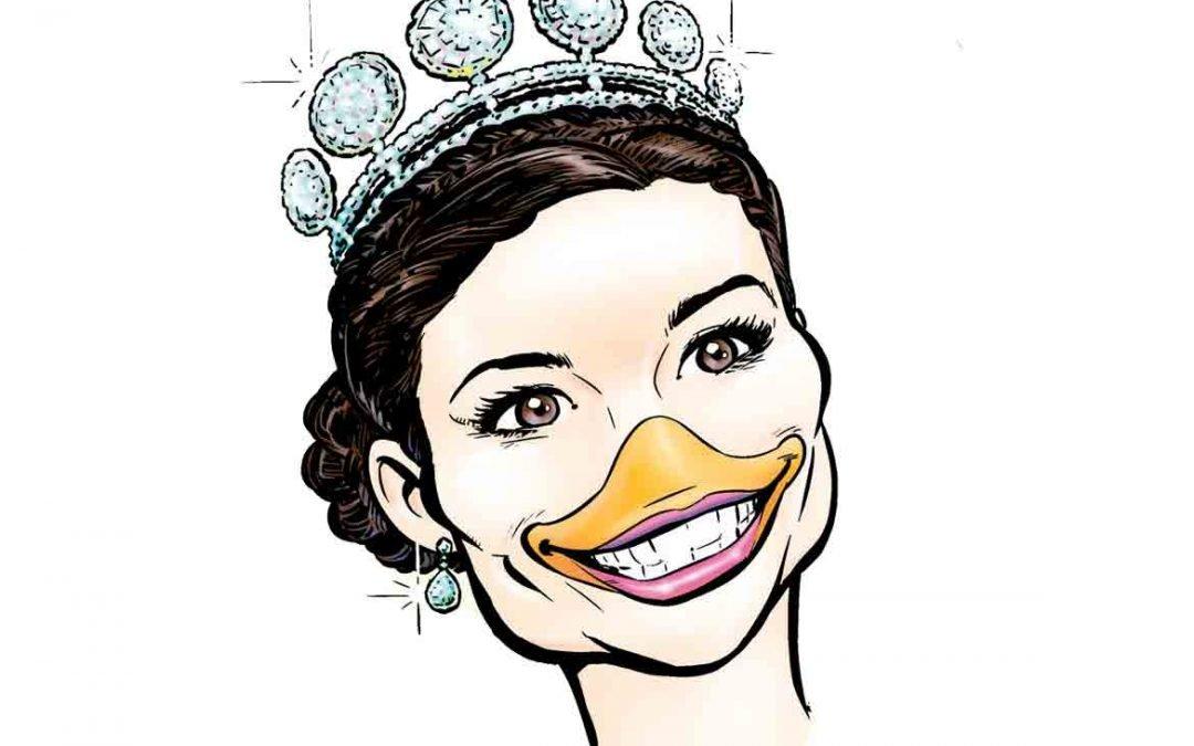 Rösta fram kronprinsessans Victorias Ankeborgsnamn!