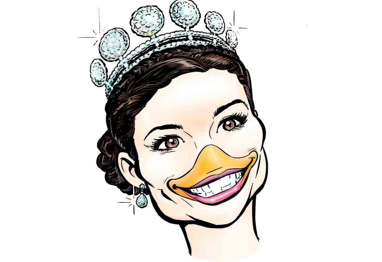 Omröstningen avgjord – kronprinsessan har fått sitt Ankeborgsnamn!