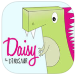 Daisy the Dinosaur logo