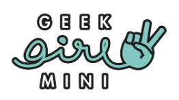 Geek Girl Mini logo