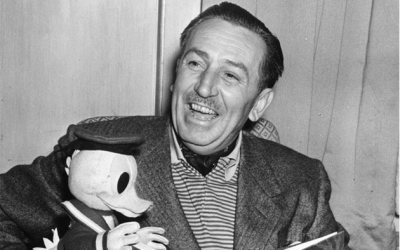 Grattis på födelsedagen, Walt Disney